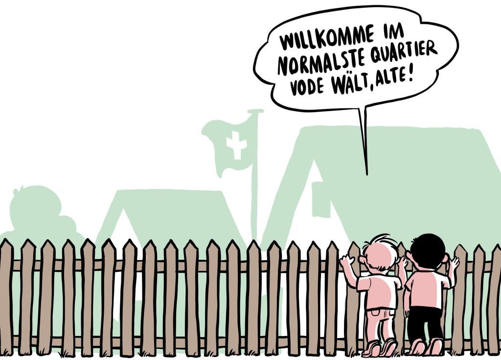 Oberwiesli Comics